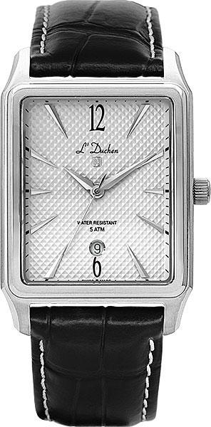 Мужские часы L Duchen D571.11.23 цена и фото