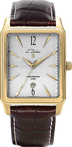 Швейцарские мужские часы в коллекции Star Trek Мужские часы L Duchen D571.22.23 фото