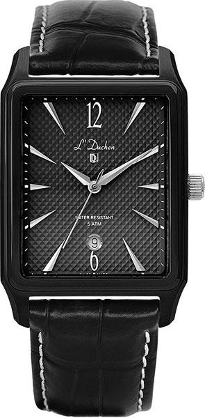 Швейцарские мужские часы в коллекции Star Trek Мужские часы L Duchen D571.71.21 фото