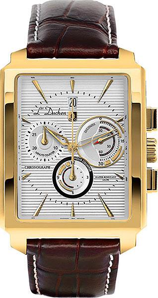 Мужские часы L Duchen D582.22.32 l duchen d 721 46 33