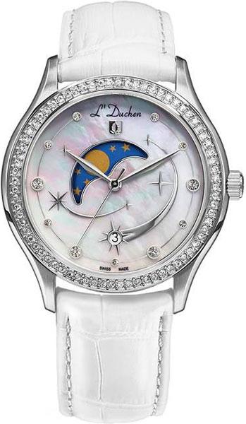 Женские часы L Duchen D707.16.43