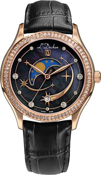 Женские часы L Duchen D707.41.41
