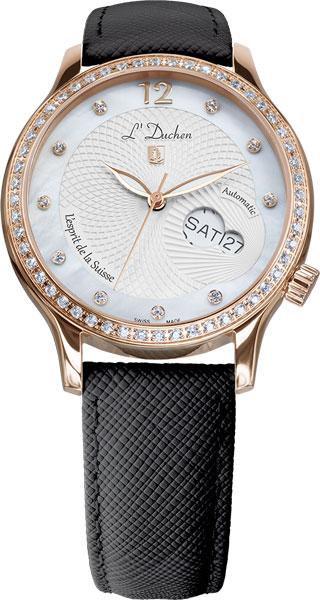 Женские часы L Duchen D713.41.33