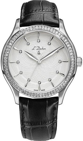 цена Женские часы L Duchen D721.11.33 в интернет-магазинах