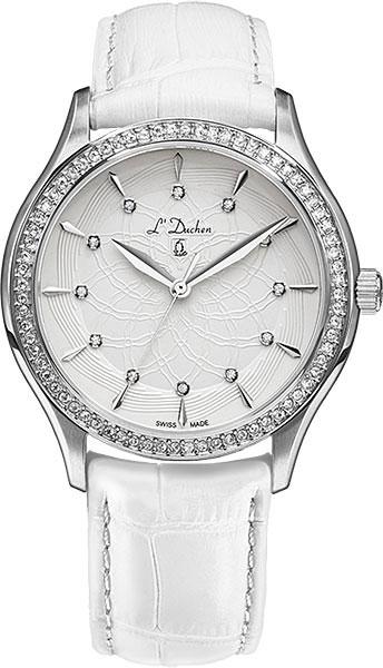 Женские часы L Duchen D721.16.33 l duchen d201 21 31 l duchen