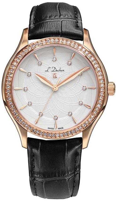 Женские часы L Duchen D721.41.33
