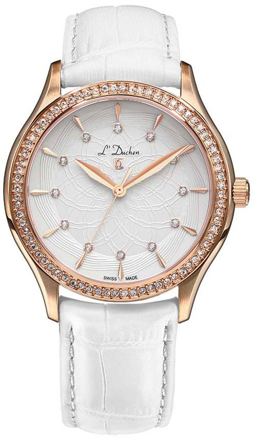 Женские часы L Duchen D721.46.33