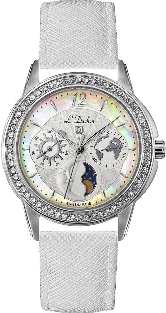 Женские часы L Duchen D737.16.33 все цены