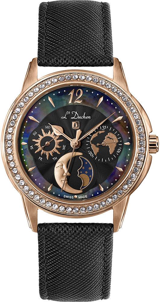Женские часы L Duchen D737.41.31