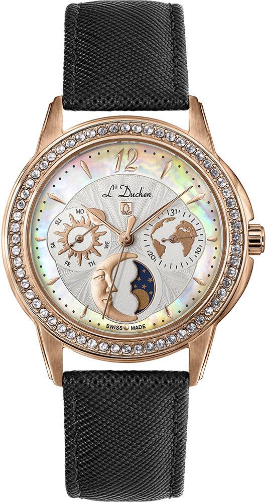 Женские часы L Duchen D737.41.33
