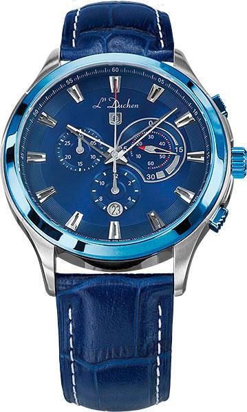 Мужские часы L Duchen D742.03.37