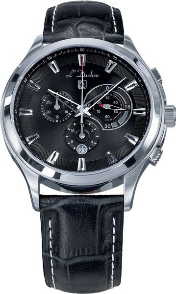 Мужские часы L Duchen D742.11.31 все цены