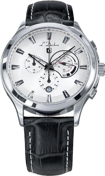 Мужские часы L Duchen D742.11.33 все цены