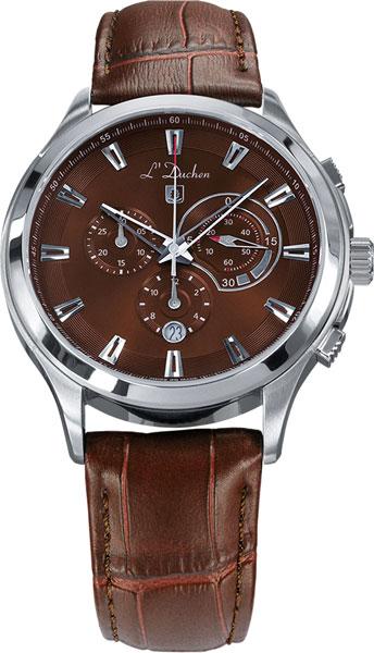 Мужские часы L Duchen D742.12.38 все цены