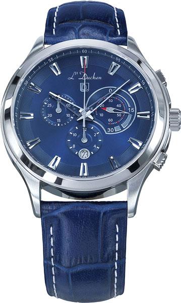 Мужские часы L Duchen D742.13.37 все цены