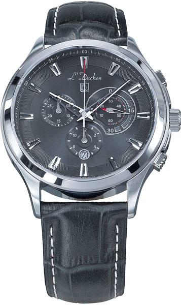 Мужские часы L Duchen D742.18.32 цена 2017