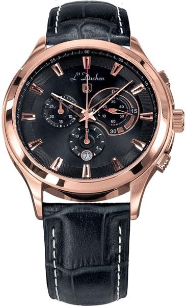 Мужские часы L Duchen D742.41.31 все цены