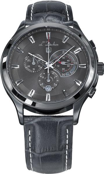 Мужские часы L Duchen D742.68.32 все цены
