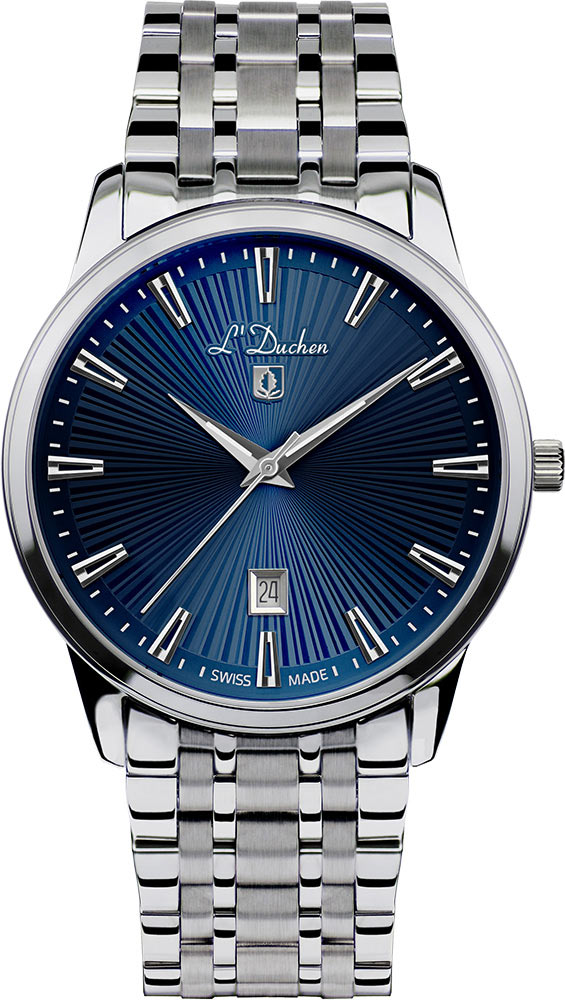 Мужские часы L Duchen D751.10.37 все цены