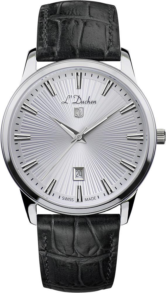 Мужские часы L Duchen D751.11.33