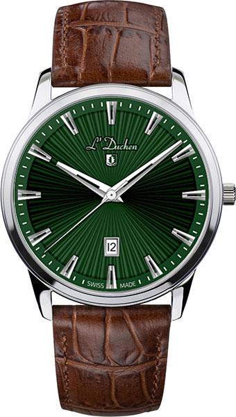 Мужские часы L Duchen D751.12.39 все цены
