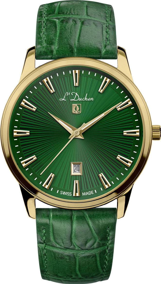 Мужские часы L Duchen D751.24.39 все цены