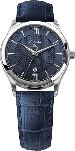 Мужские часы L Duchen D761.13.17 цена 2017