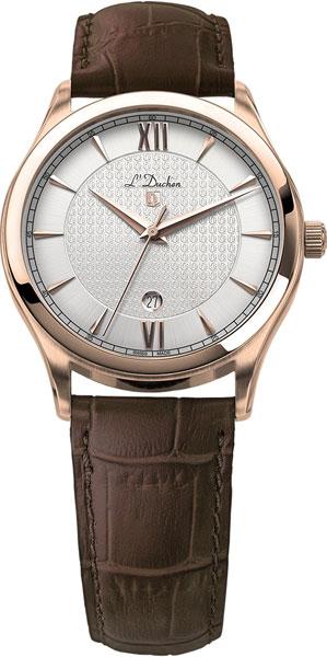 Мужские часы L Duchen D761.42.13 цена и фото
