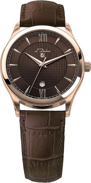 Мужские часы L Duchen D761.42.48 цена и фото