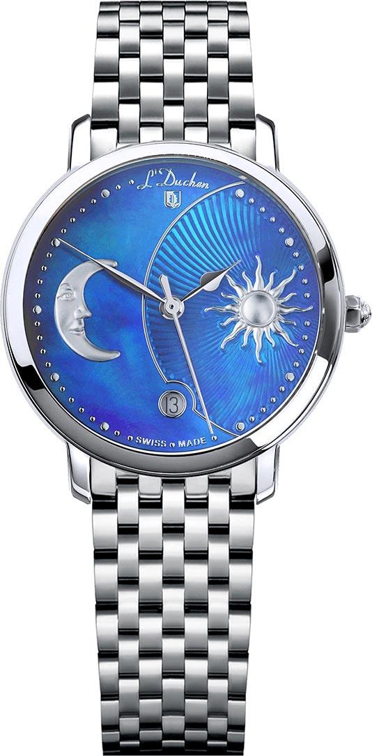 Женские часы L Duchen D781.10.32