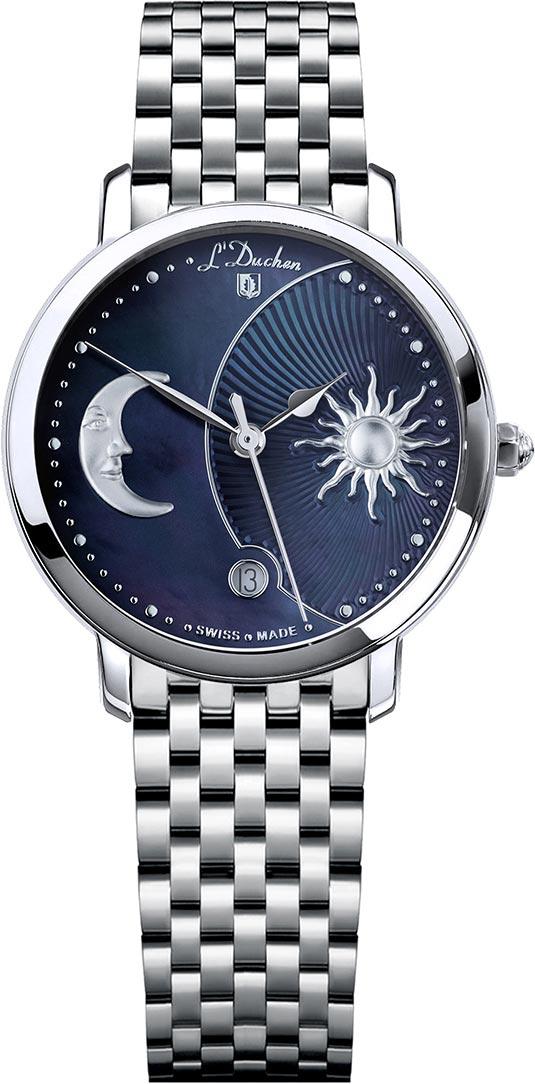 Женские часы L Duchen D781.10.37