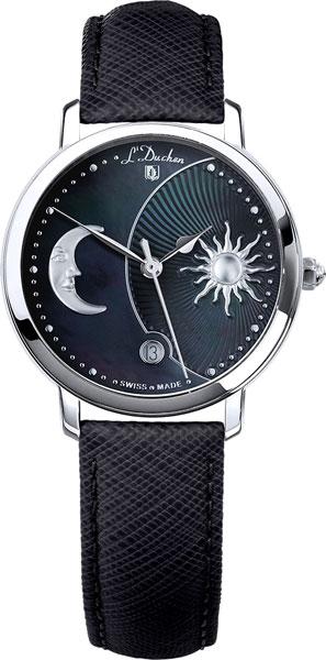 купить Женские часы L Duchen D781.11.31 по цене 17250 рублей