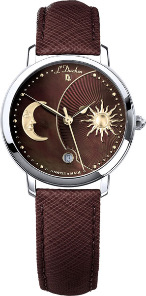 купить Женские часы L Duchen D781.12.38 по цене 17250 рублей