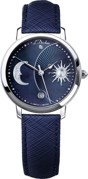 Женские часы L Duchen D781.13.37 цена и фото