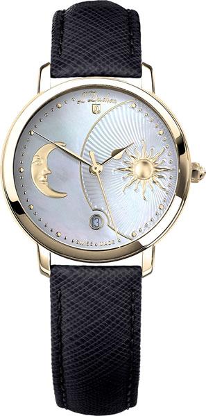 Женские часы L Duchen D781.21.33 цена и фото