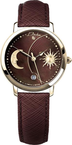 купить Женские часы L Duchen D781.22.38 по цене 19480 рублей