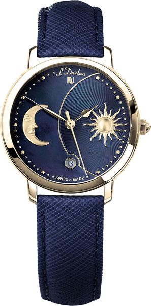Женские часы L Duchen D781.23.37 цена и фото