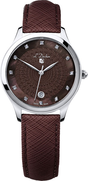 Женские часы L Duchen D791.12.38 все цены