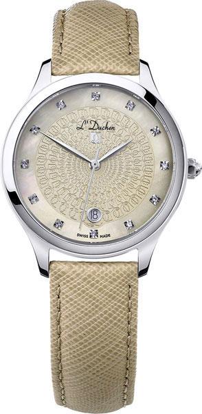 купить Женские часы L Duchen D791.14.34 по цене 16340 рублей