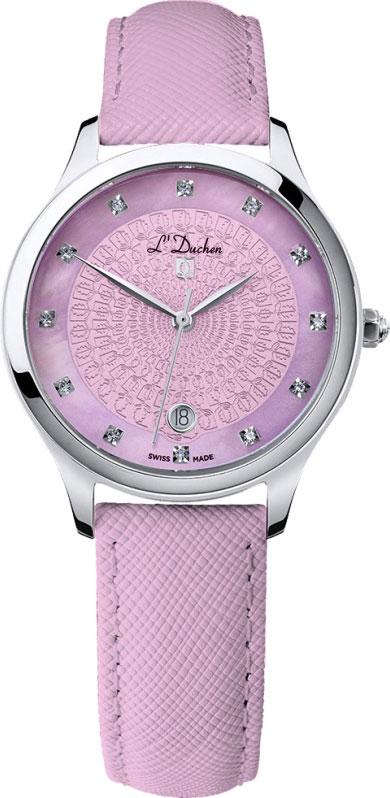 Женские часы L Duchen D791.17.39 все цены