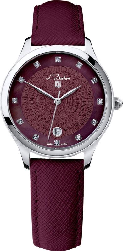 Женские часы L Duchen D791.19.30 все цены