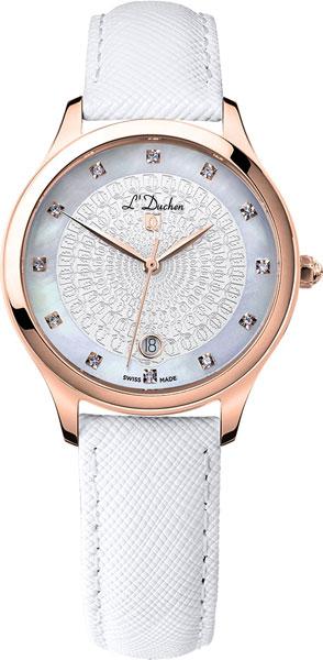 Женские часы L Duchen D791.46.33