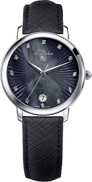 Женские часы l duchen d801.11.31