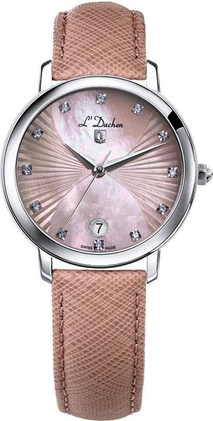 Женские часы L Duchen D801.15.35