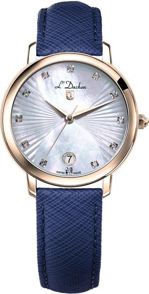 Женские часы L Duchen D801.23.33