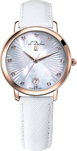 Женские часы L Duchen D801.46.33