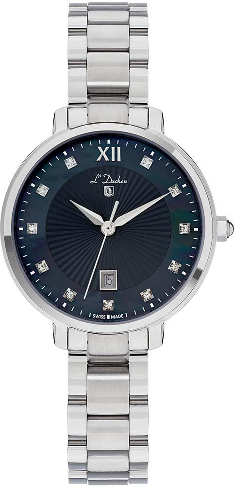 Женские часы L Duchen D811.10.31 все цены