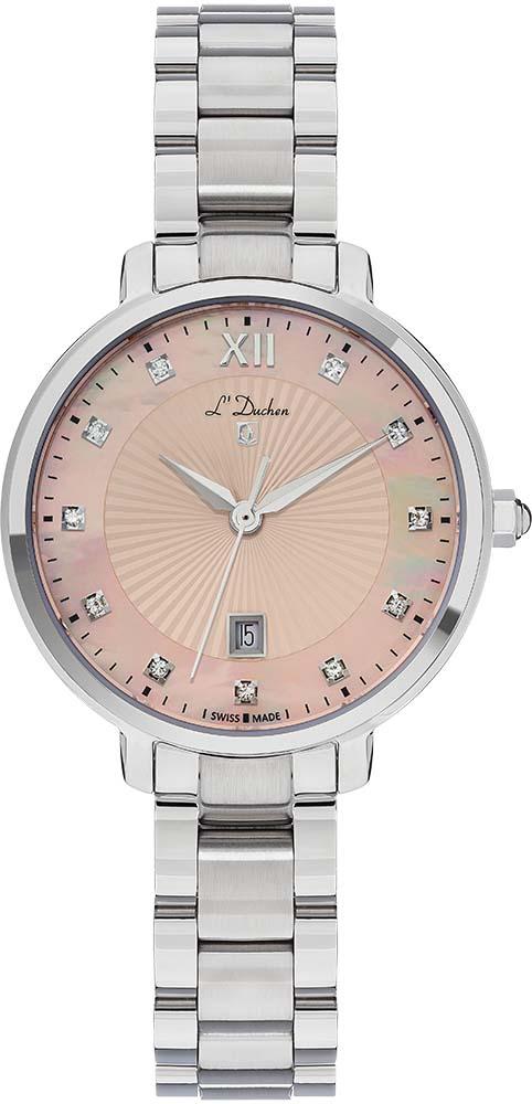 Женские часы L Duchen D811.10.35 все цены