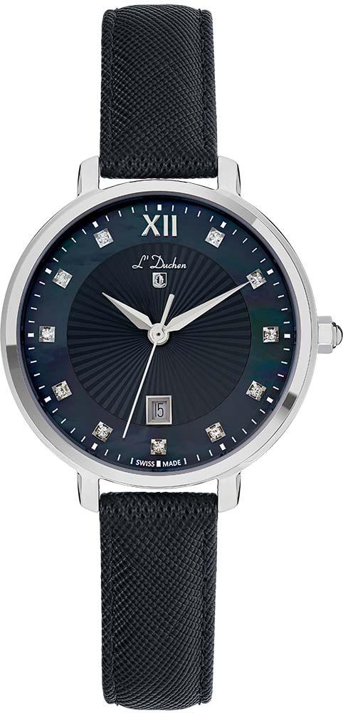 Женские часы L Duchen D811.11.31 все цены