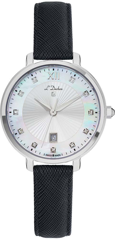 Женские часы L Duchen D811.11.33 все цены